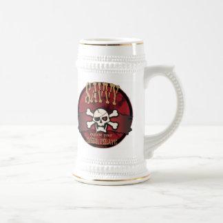 Explore a su pirata interno jarra de cerveza