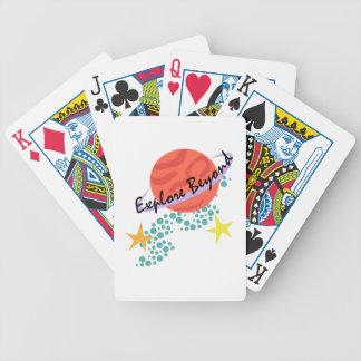 Explore Beyond Bicycle Poker Cards