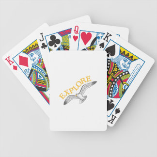 Explore Bicycle Playing Cards