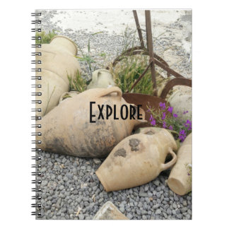 Explore Clay Vases notebook