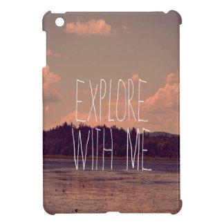 Explore conmigo el mini caso del iPad iPad Mini Cárcasa