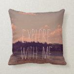 Explore conmigo la almohada