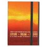 Explore. Dream. Discover. iPad Folio Case