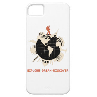 explore, Dream, Discover iPhone case