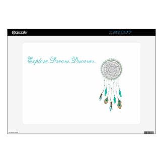 Explore. Dream. Discover. Laptop Decal