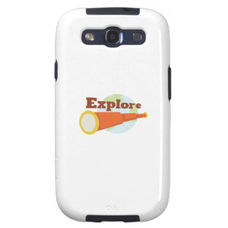 Explore Samsung Galaxy SIII Funda