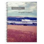 Explore Great Outdoors Cuadernos