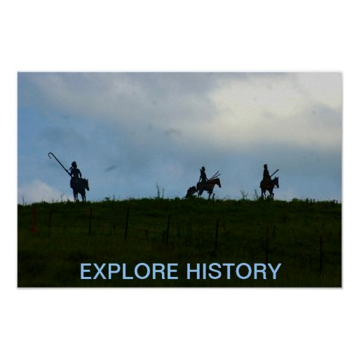Explore History poster