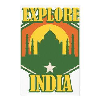 Explore India Stationery