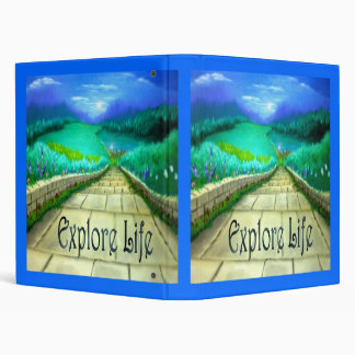 Explore Life Binder