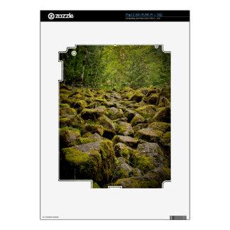explore oregon decals for the iPad 2