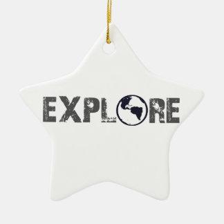 Explore Ceramic Star Decoration