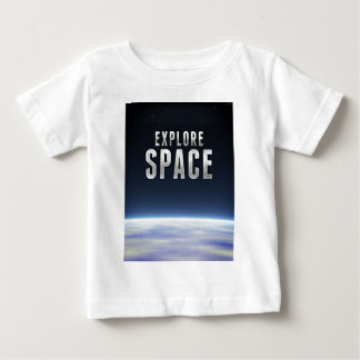 Explore Space Baby T-Shirt