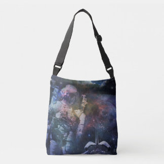 Explore the Beauty of Space Crossbody Bag