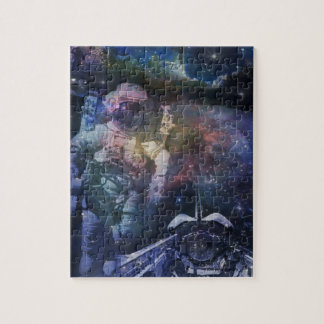Explore the Beauty of Space Jigsaw Puzzle