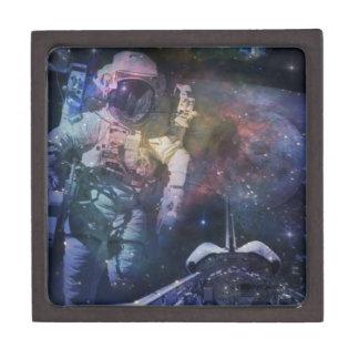 Explore the Beauty of Space Keepsake Box