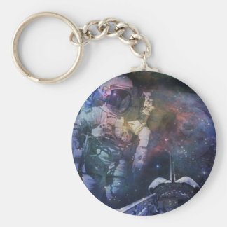 Explore the Beauty of Space Keychain