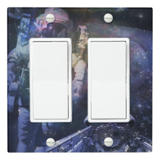Explore the Beauty of Space Light Switch Cover