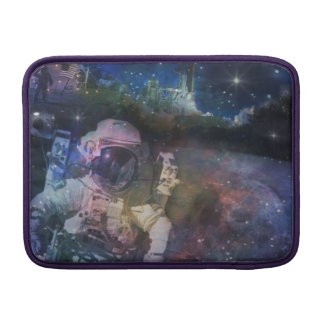 Explore the Beauty of Space MacBook Sleeve