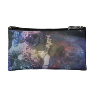 Explore the Beauty of Space Makeup Bag