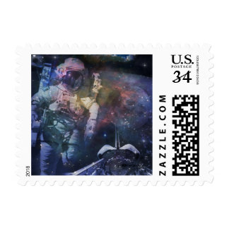 Explore the Beauty of Space Postage