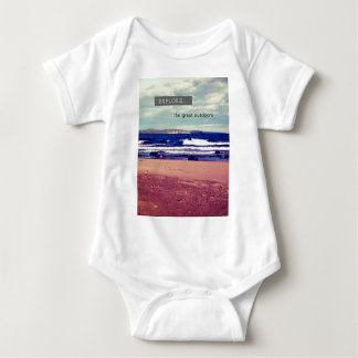 Explore The Great Outdoors Baby Bodysuit