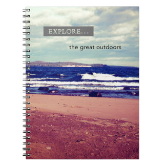 Explore The Great Outdoors Note Book