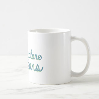 Explore The Oceans Coffee Mug