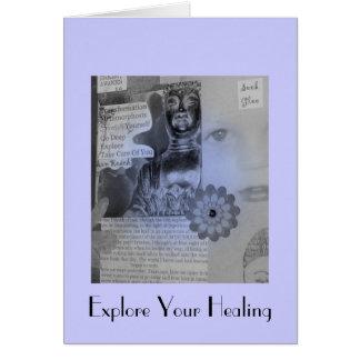 Explore Your Healing Card