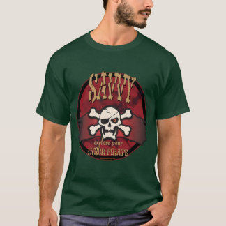 Explore Your Inner Pirate T-Shirt