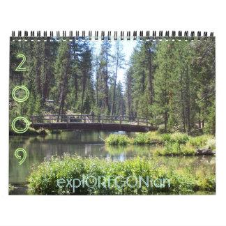 explOREGONian Calendarios