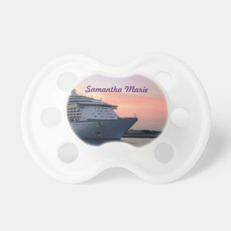 Explorer at Evening Personalized Pacifier
