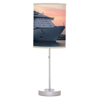 Explorer at Evening Table Lamp