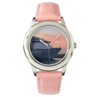 Explorer at Evening Wristwatch