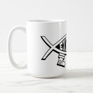Explorer Fish Mug mug
