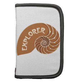 Explorer Nautilus Shell Organizers