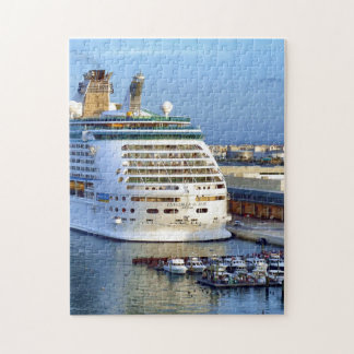 Explorer Stern at Home Jigsaw Puzzle