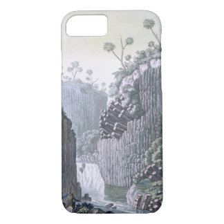 Explorers with Humboldt's Expedition in the Basalt iPhone 8/7 Case