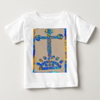 Exploring Christinity -  Love for Jesus and Cross Baby T-Shirt