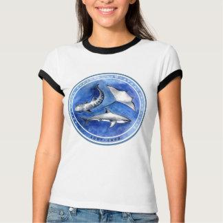 Exploring Earth, Elasmobranchs and Culture T-Shirt