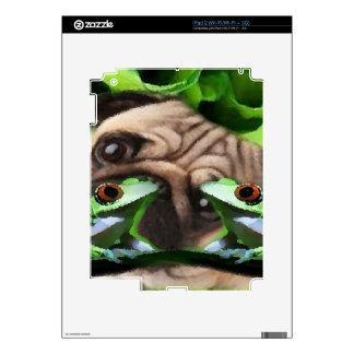 Exploring Frog Life iPad2 Skins For The iPad 2