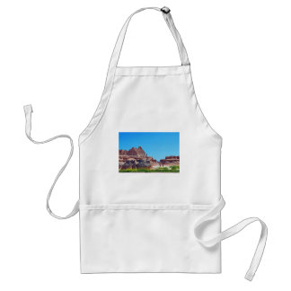"""Exploring the Badlands"" collection Adult Apron"