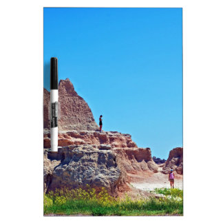 """Exploring the Badlands"" collection Dry Erase Whiteboards"