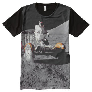 Exploring The Moon All-Over-Print Shirt