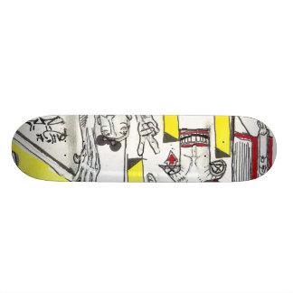 Exploring Thumbnails Skateboard Deck