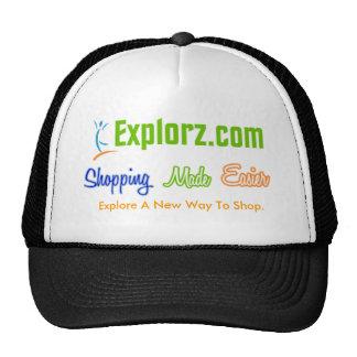 Explorz.com Hat ~ Shopping Made Easier