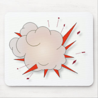 Explosion_1 Mouse Pad
