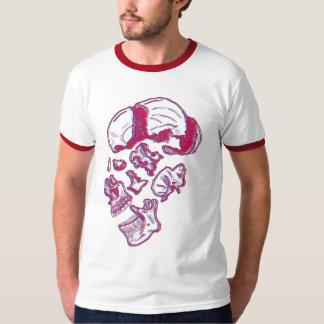 explosión 3D Camisas