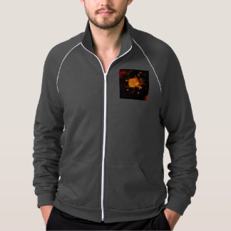 Explosion a planet printed jackets