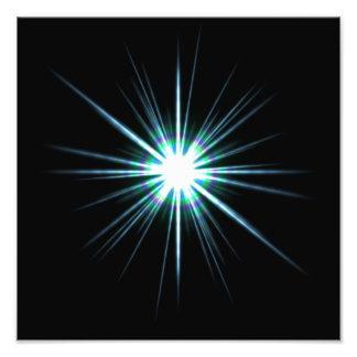 Explosión brillante de la llamarada solar cojinete